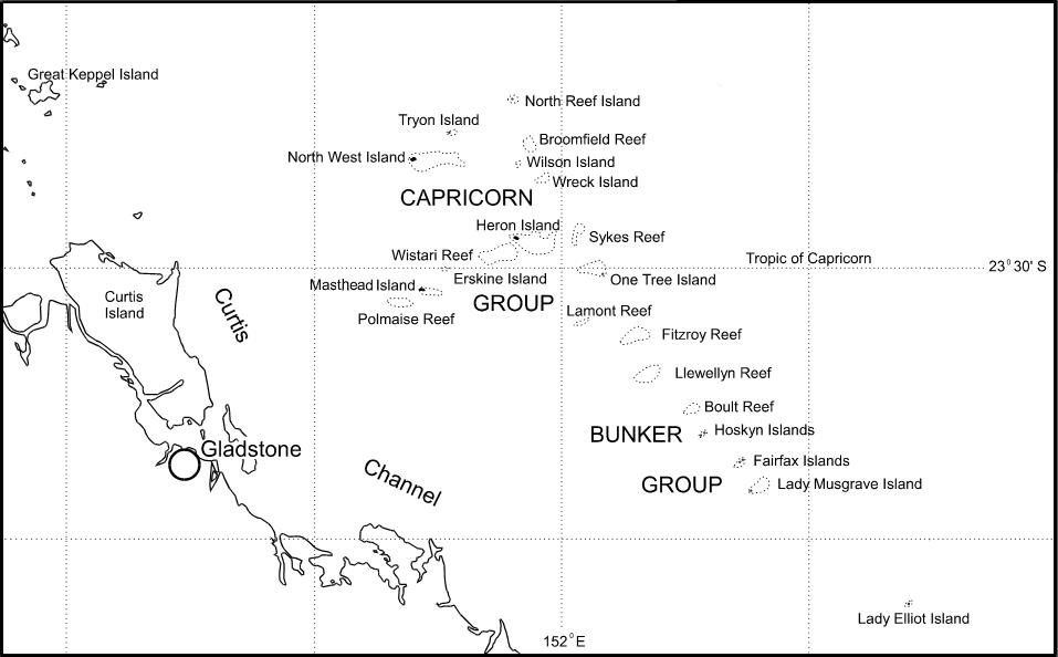 Seabird map